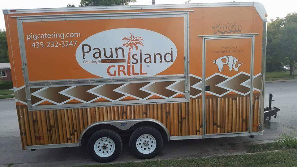 Fall Catering With Pauni Island Grill